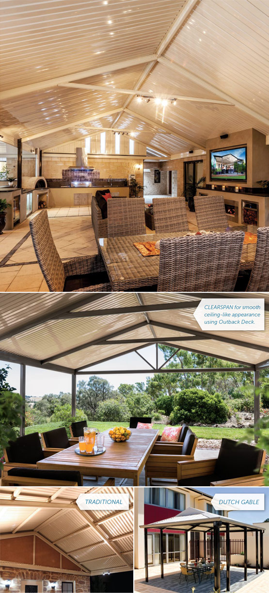 Stratco Outback - Traditional Home Improvements